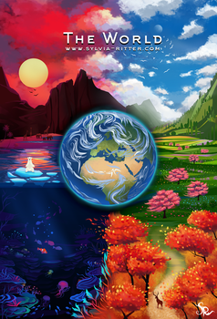 The World by SylviaRitter