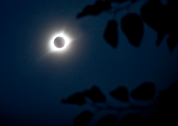 Light Totality by daelly