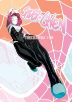 Spider Gwen by theCHAMBA