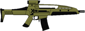 Heckler And Koch XM8 by Hybrid55555