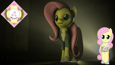 Fluttershy Prime Minister of Peace by Longsword97
