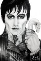 Barnabas Collins - Dark Shadows Entry by LainDragon