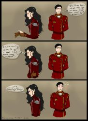 Iroh's Honor Senses Are Tingling... by blackink77