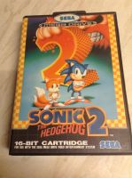 Sonic The Hedgehog 2 - Mega Drive by DazzyADeviant