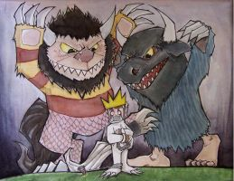 Where the Wild Things Are by MatthewFletcher720