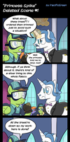 MLP: 'Princess Spike' Deleted Scene No. 1 by PacificGreen