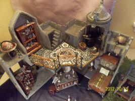 The WiZaRd's CASTLE LAIR by linsabc