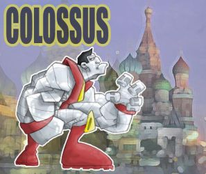 Colossus Colors by Deadbolt543