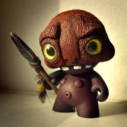 Munny Hunter by MaComiX