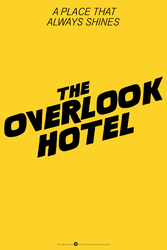 The Overlook Hotel by Jarvisrama99