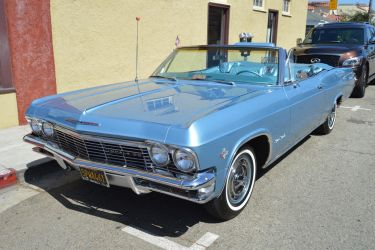 1965 Chevrolet Impala Convertible VII by Brooklyn47