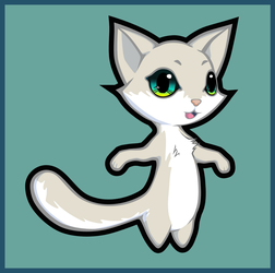 Kitty by Cow-Tail