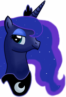 Princess Luna by Petya14