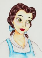 Belle by PrincePedro