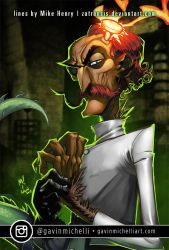 Mad Scientist by Zatransis by GavinMichelli