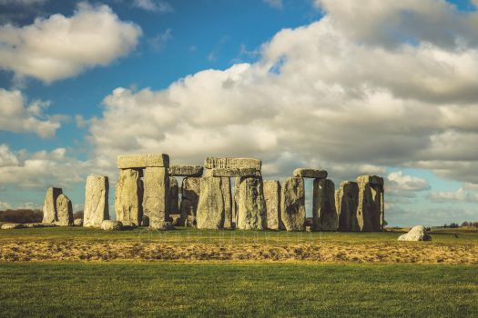 Stonehenge by Fractured-Visual