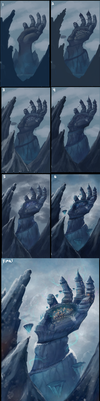 Winter's Grasp Process by DovahLi