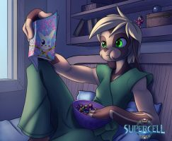 Kheil Reading by SupercellComic