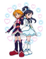 Pretty Cure -R they out in US? by AZURE-m