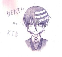 Death the Kid by aipuri