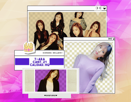 T-ARA | PACK PNG by KoreanGallery