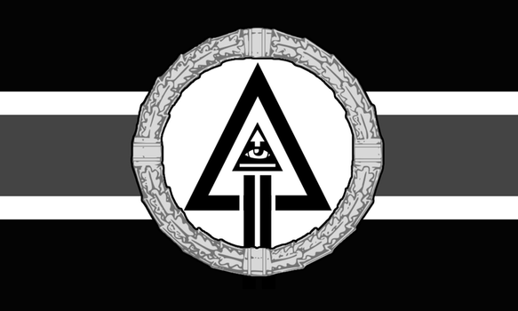 Totalitarian-isk Flag by ColumbianSFR