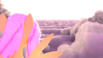 Fluttershy Clouds [WIP 1] by Shastro
