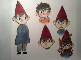 Wirt Doodles by Ao-No-Lupus