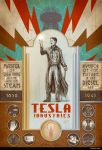 Tesla Industries by PaulRomanMartinez