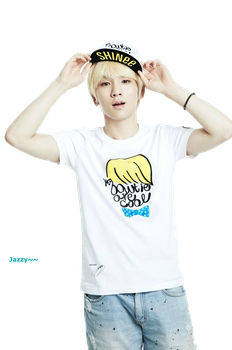 Shinee Key Para ~skechers~  -PNG- by K-popx3