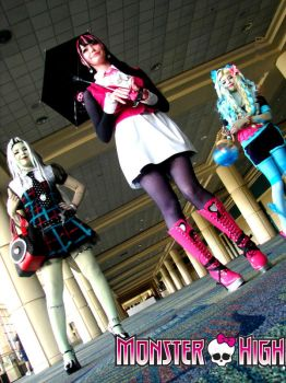 Monster High by LawliePop13