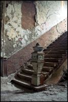 Dansville Stairs by taco-chipz