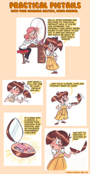 Practical Pigtails 1 - Part 1 by TopperHay