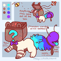 :Design for AnnaBirdCat: by PrePAWSterous
