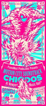 Motion City :: Chiodos by milestsang