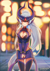 Syndra in Festival by chanseven