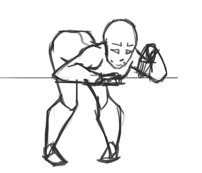 Poses are difficult by this-isnt-a-username