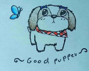 The good pupper by jcpeters726