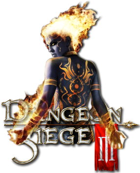 Dungeon Siege III Dock Icon by MorkGrr