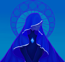 Blue diamond by Masscreativity
