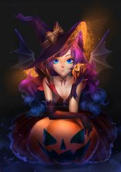 Happy Halloween by kaminary-san