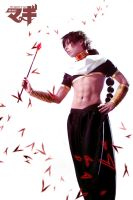 JUDAL, THE MAGI by in-ciel