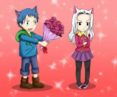 Fairy Love: Happy and Charle by PsychoKIRA