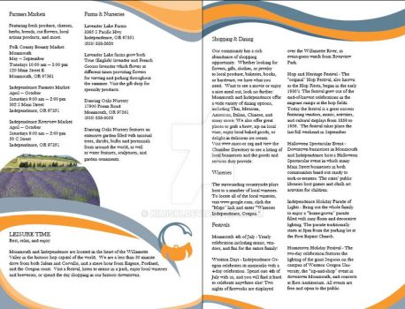Independence Brochure Layout 2 by Kimiski