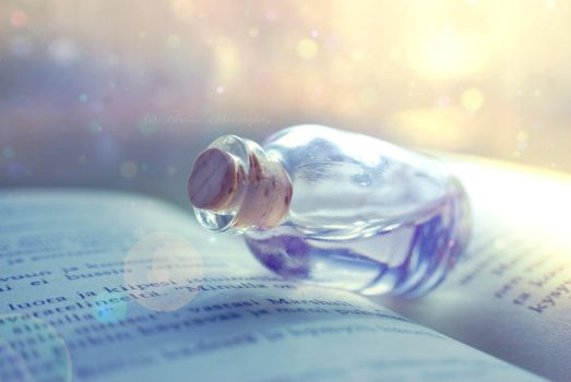 Vial of. . . by Floreina-Photography