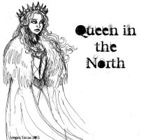 Queen in the North by MademoiselleMeg