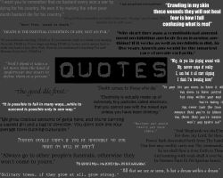 Quotes by Black3cho