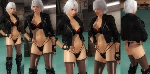 Christie bikini jacket by funnybunny666