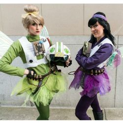 Pixie pilots by NovemberCosplay