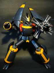 Gunbuster03 by twohand